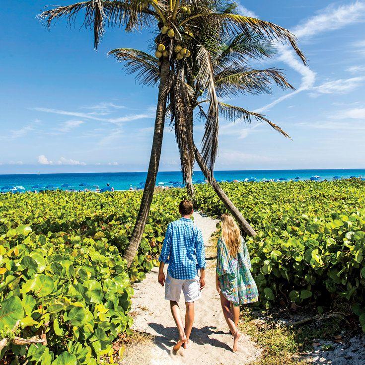3. Delray Beach, Florida - America's Happiest Seaside Towns 2015 - Coastal Living