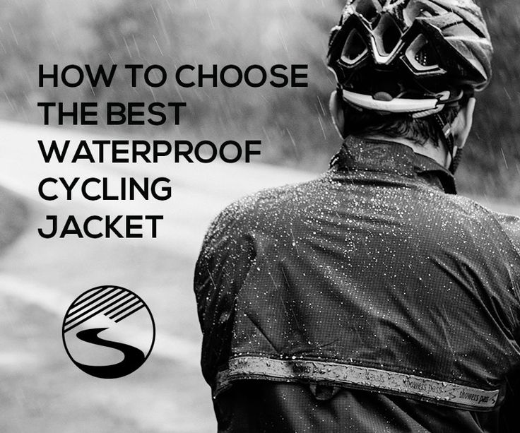 How to choose the best waterproof cycling jacket | Cycling & Yoga ...