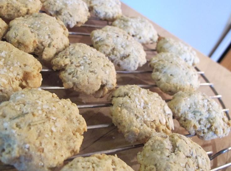 Savory Oatmeal Cookies | Recipe | Savory Oatmeal, Oatmeal and Cookies