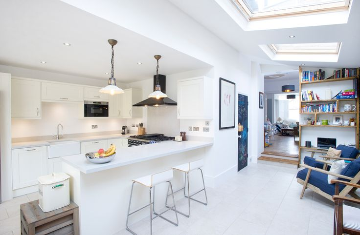 Side Return Extension Peckham SE15 London Kitchen Extension Ideas Open Plan Living Design