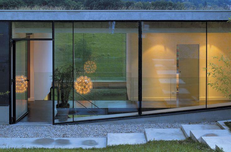 16 best les lilas images on pinterest architects - Maison pierre et acier de style contemporain en australie ...