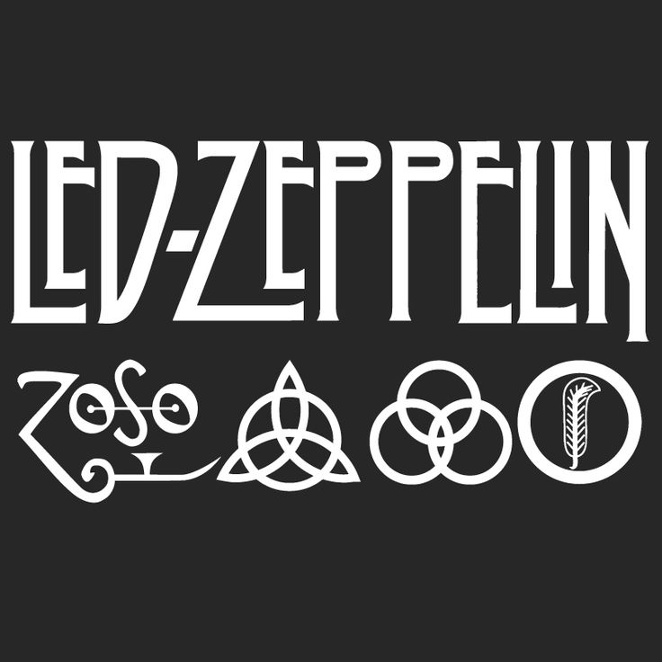 Led Zeppelin Symbols Meanings | www.pixshark.com - Images ...