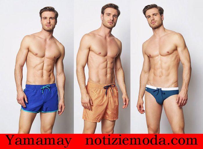 comprare popolare 9ad3c e1e69 Costumi uomo Yamamay 2018 nuovi arrivi costumi da bagno ...