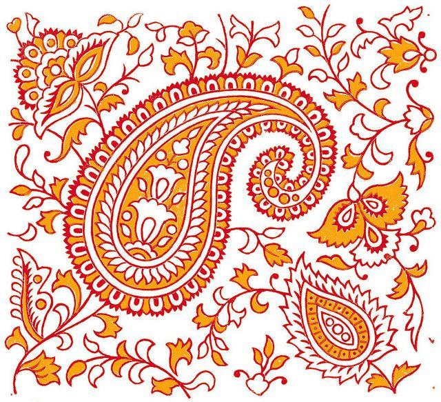 #paisley #pattern #indian