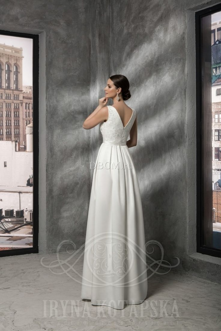 30th August 2016 in store now: Elegant designer gown by European Bridal Label…