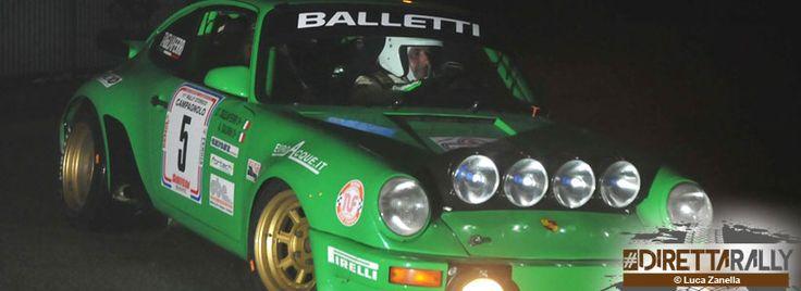 Balletti Motorsport: trio d'attacco al Campagnolo 2016 - Due Porsche 911, l'Audi Quattro e tre equipaggi esperti e veloci per affrontare al meglio il quarto appuntamento del CIR Auto Storiche. Tra le gare diventate appuntamento fisso stagionale per la Balletti Motorsport, di sicuro c'è il Rally Campagnolo. La squadra di Carmelo e Mario Balletti è infat... - #BallettiMotorsport, #DirettaRally, #DirettaRallyLive, #DR, #DRLive, #RallyCampagnoloLive, #RallyStoricoCampagno