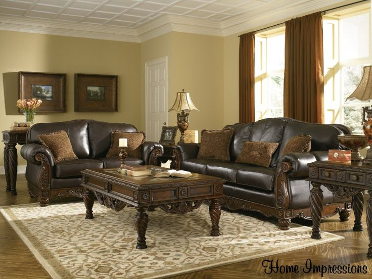 North Shore Sofa Collection by Ashley Furniture at Furniture Outlet World. 97 best images about Ashley Furniture HomeStore on Pinterest