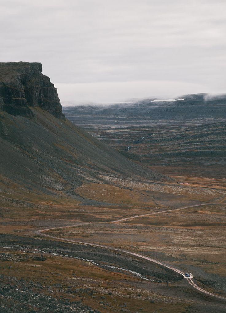 As far as the eye can reach... /// Westfjords, Iceland ©️ Adam Biernat