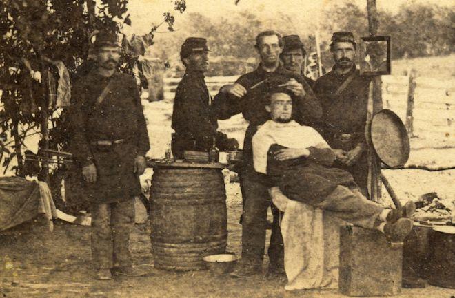 Rare Photos Show Civil War Life : Discovery News