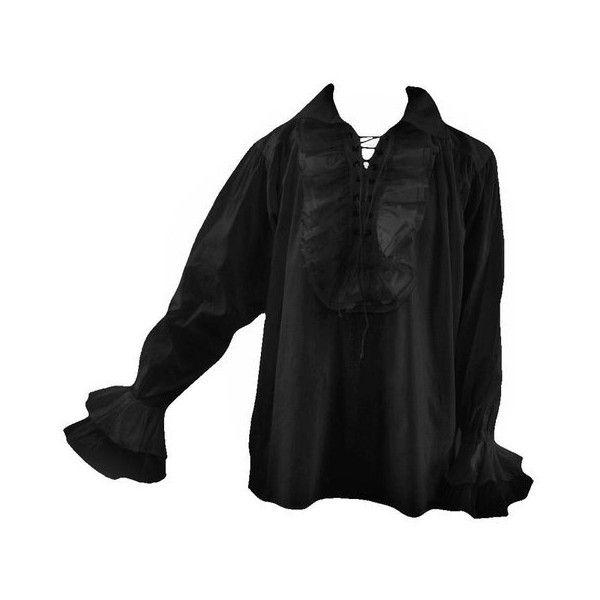 Men's Pirate Shirt Gothic Steam Punk LARP Fancy-Dress Shirt Whitby... (72 NZD) ❤ liked on Polyvore featuring men's fashion, men's clothing, men's shirts, men's dress shirts, mens dressy t shirts, mens steampunk shirt, mens dress shirts, mens pirate shirt and mens fancy dress shirts
