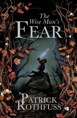 The Wise Man's Fear by Patrick Rothfuss. Book 2 of the Kingkiller Chronicles.