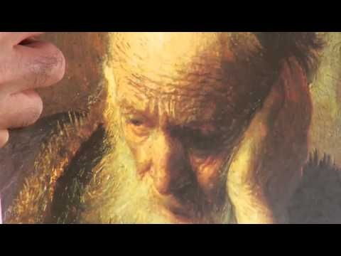Art Painting The Life of Rembrandt