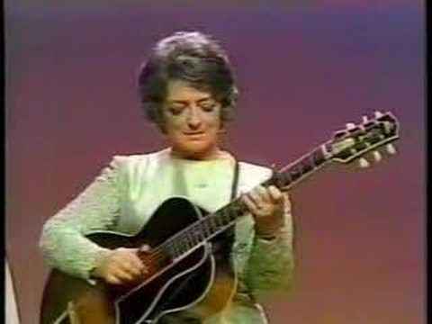 The mother of old time country music  Mother Maybelle Carter