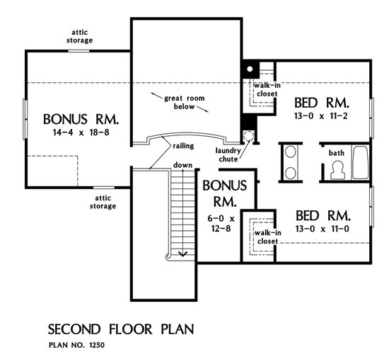 House plans with laundry on second floor gurus floor for Laundry room addition floor plans
