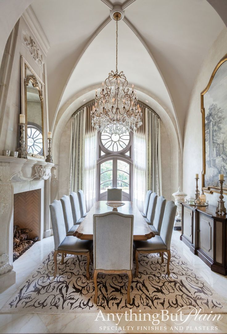 17 best ideas about elegant dining room on pinterest for Elegant small dining rooms