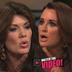 Kyle Richards Drops F-Bomb On Lisa Vanderpump, SLAMS Her 'RHOBH' Co-Star For Bringing Up Cheating Rumors On Camera: It's A Whole Season Of Lies! | Radar Online