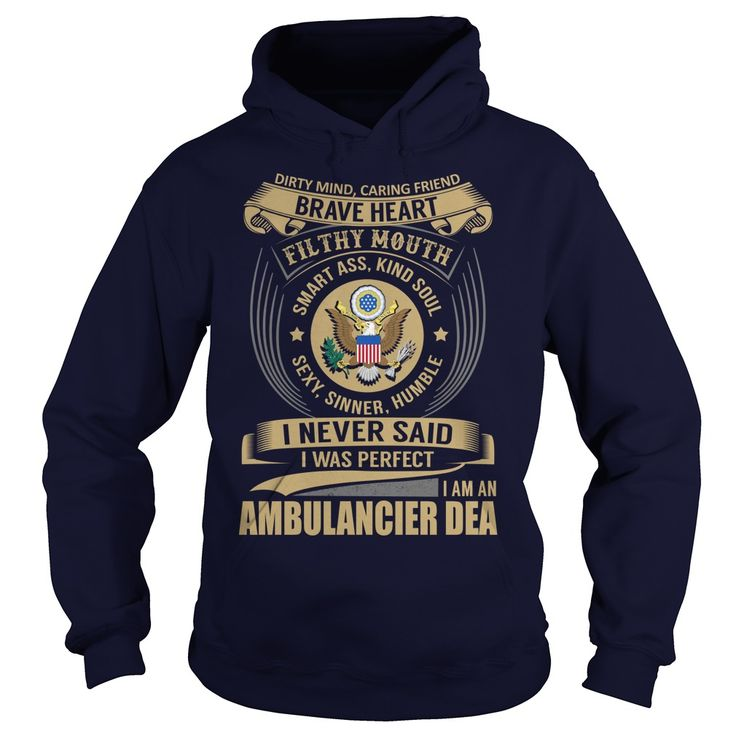 Ambulancier DEA - Job Title