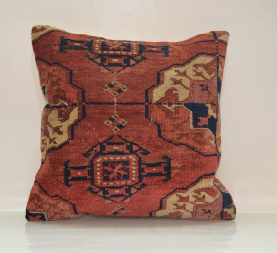 Hey, I found this really awesome Etsy listing at https://www.etsy.com/listing/178195648/antique-pillow-cover-made-of-100-years