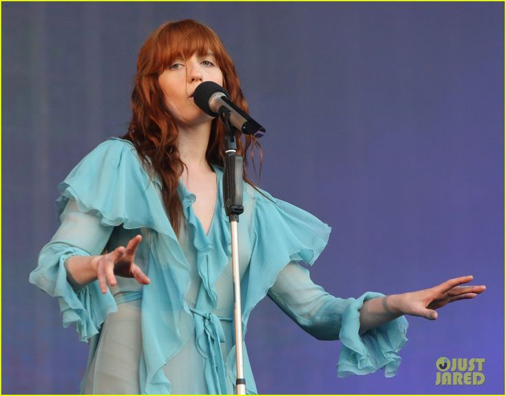 british summertime festival 2016 | Florence Welch Rocks the British Summer Time Festival 2016: Photo ...