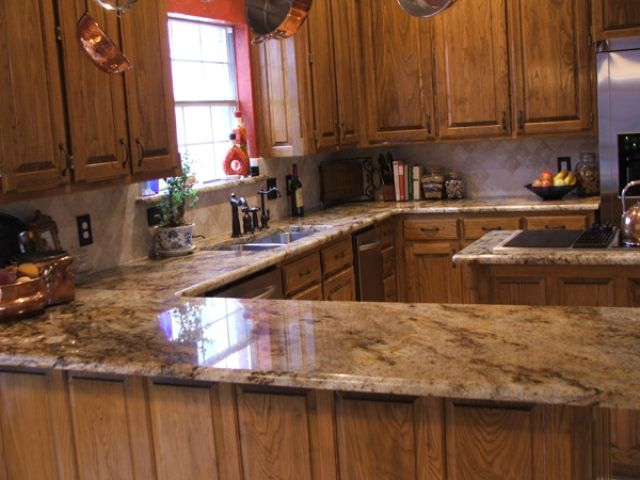 Kitchens With Lapidus Granite Countertops : Best kitchen images on pinterest kitchens