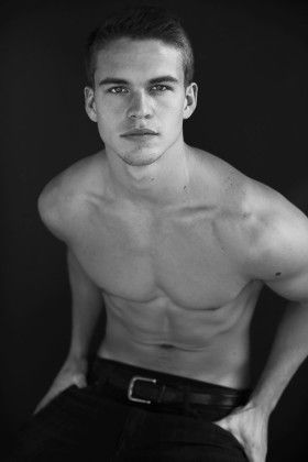 Mitchell Slaggert: A Country Boy Becomes the Face of Calvin Klein Underwear