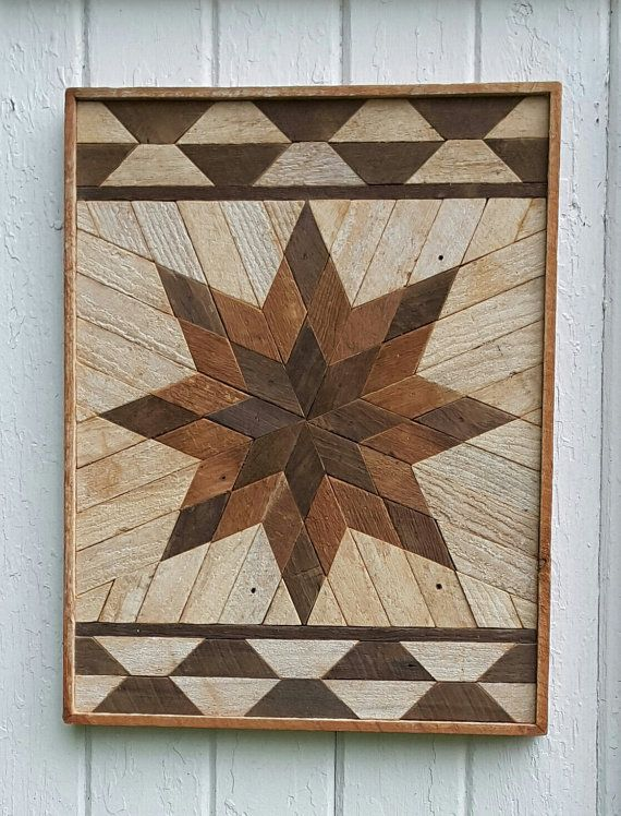 Wooden Star Wall Decor 306 best home decor images on pinterest | wood, reclaimed wood
