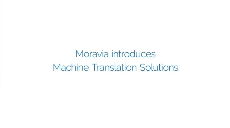 Machine Translation Solutions by Moravia: Are you speaking your costumer´s language before and after the sale? Moravia MT lets you translate more content effectively for global costumers and build costumer intimacy. #moraviait #content