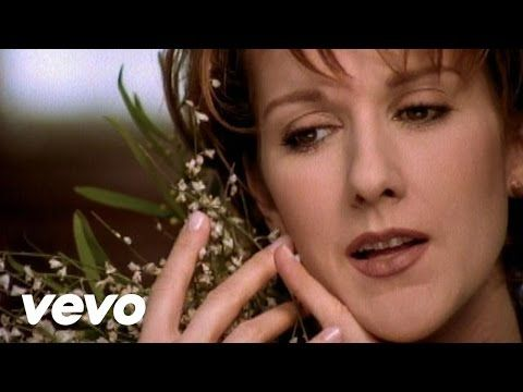 Céline Dion - Falling Into You - YouTube