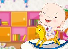 Imbraca Bebelusul Amuzant