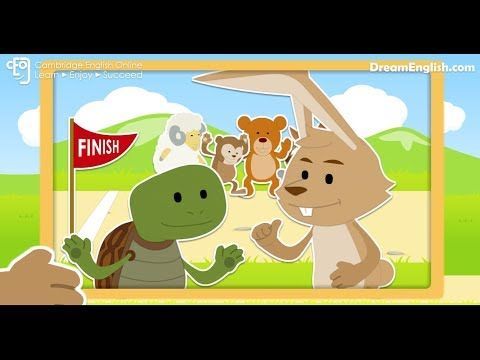 The Tortoise and the Hare | Lyrics Version | Story Song for Children | - YouTube