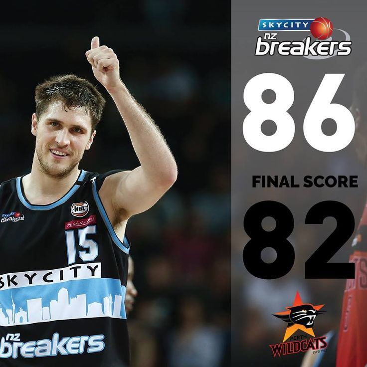 BREAKERS WIN!!!! Thanks to all our loyal fans for making this the biggest crowd this season! It was electric in here! Top 7, get in there, could be a Breakers Vs Adelaide final ♥
