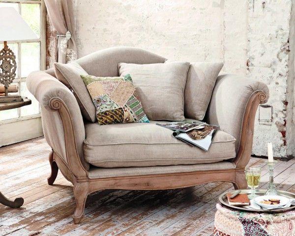Die besten 25+ Landhaus sofa Ideen auf Pinterest | Couchkissen ...