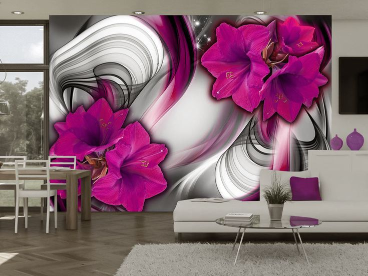 WALLPAPER - WALL COVERING - WALL MURAL - WALL FEATURES