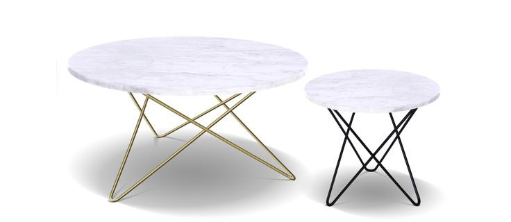 O Table Marble | Olsson & Gerthel