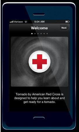 American Red Cross Midway Kansas Chapter Unveils Interactive Tornado App
