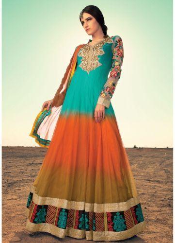 Bollywood-salwar-kameez-Designer-anarkali-wedding-suit-dress-indian-pakistani