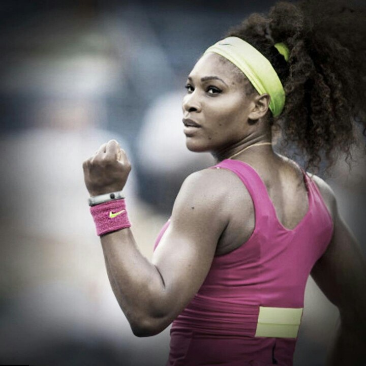 French Open 2013 Biggest Winners From Week 1 At Roland: 17 Best Images About Serena Williams On Pinterest