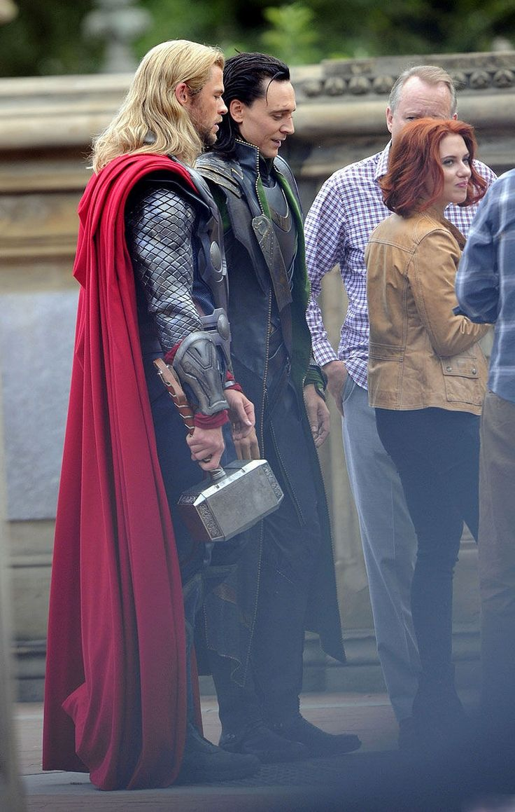 At least one thing that Thor and Loki agreed
