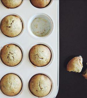Citroencupcakes (koolhydraatarm)