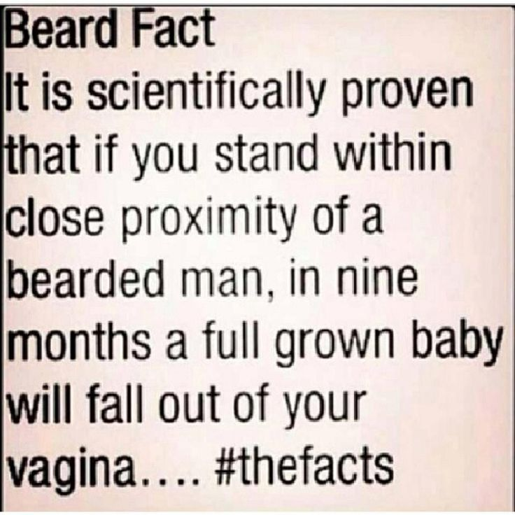 Beard Fact!!