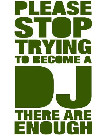 ENOUGH DJs