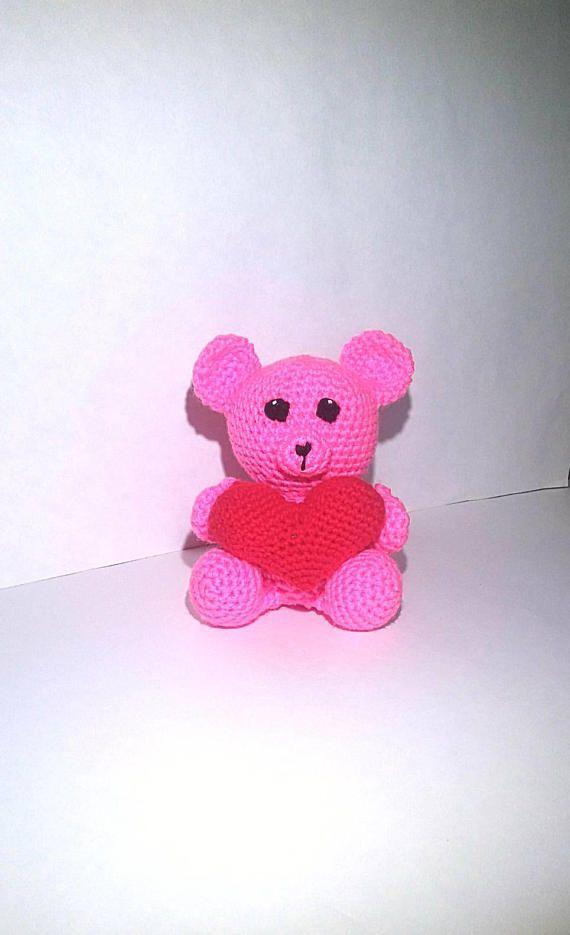 Check out this item in my Etsy shop https://www.etsy.com/listing/570285120/valentine-teddy-bear-crochet-amigurumi
