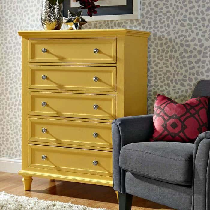 Yellow Furniture Bedroom, Yellow Bedroom Furniture