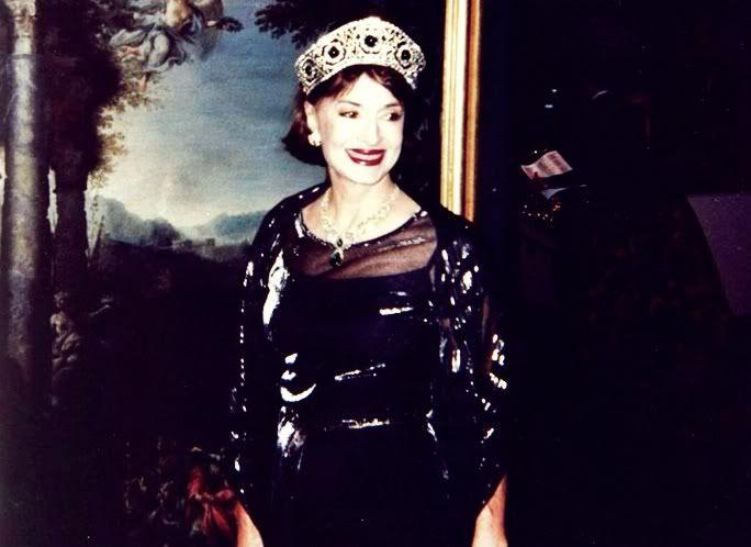 Princess Elizabeth wearing Queen Marie's tiara