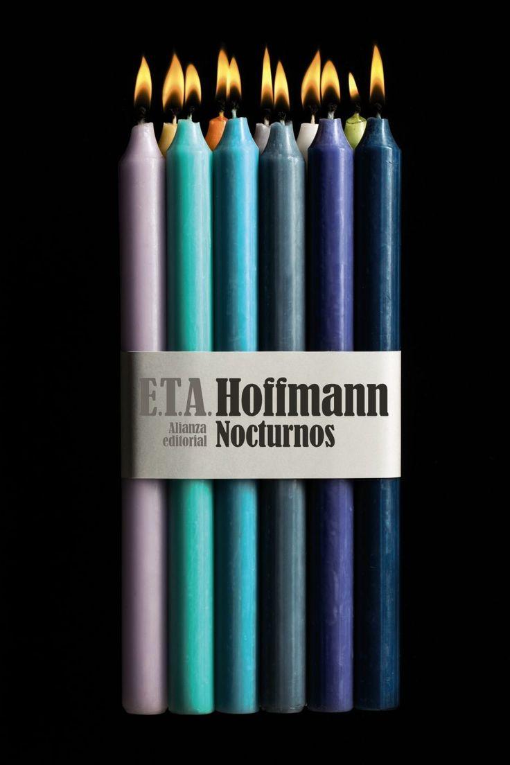 """Nocturnos / E.T.A. Hoffmann https://cataleg.ub.edu/record=b2211147~S1*cat Con los """"Nocturnos"""" (1817), E. T. A. Hoffmann, jurista, músico, dibujante y finalmente escritor (1776-1822), introdujo en la literatura alemana, a partir de la narrativa gótica inglesa y del """"Sturm und Drang"""" o prerromanticismo alemán, el llamado """"Romanticismo Negro""""."""