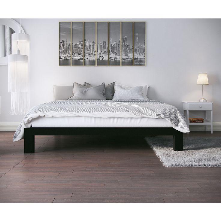Mejores 12 imágenes de Beds for Jalen en Pinterest | Metal negro ...