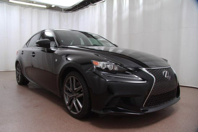 Pre-Owned 2014 Lexus IS 350 For information call 719.493.5826