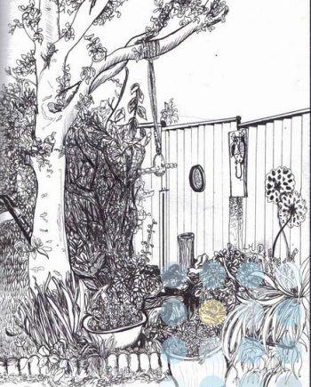 garden by lottie hulse