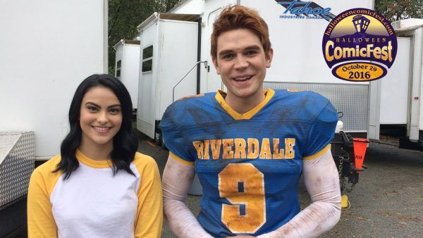 Archie and Veronica from The CW's  Riverdale Have a Special Message