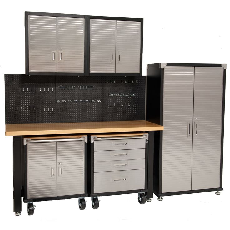 10 best images about garage storage systems australia on for Bench tool system
